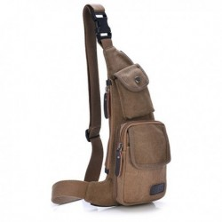 Men Sport Outdoor Canvas Bag