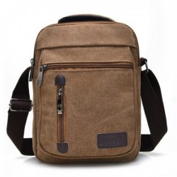 Multifunctional Casual Retro Men Shoulder Bag