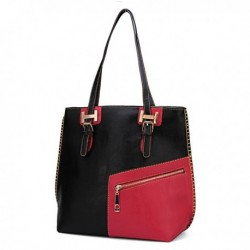 Stylish Women Shoulder Bag Diagonal Zipper
