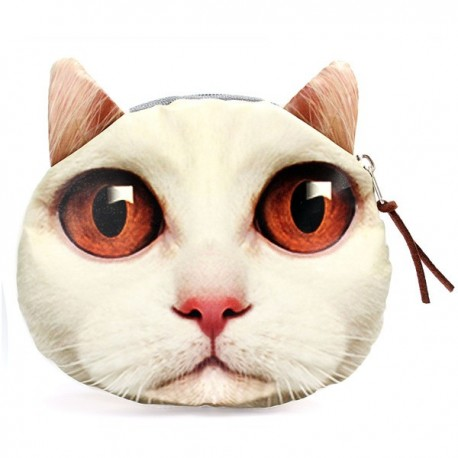 Noctilucent 3D Cat - Dog / Purse