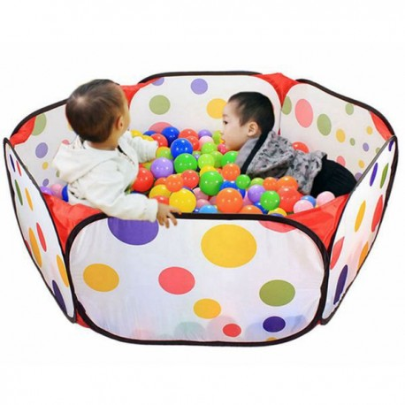 Ocean Ball Pool Portable Fun For Kids