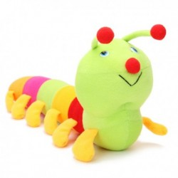 Colorful Lovely Caterpillar Plush Toy