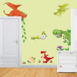 Dinosaur Park - Kids Bedroom Decor