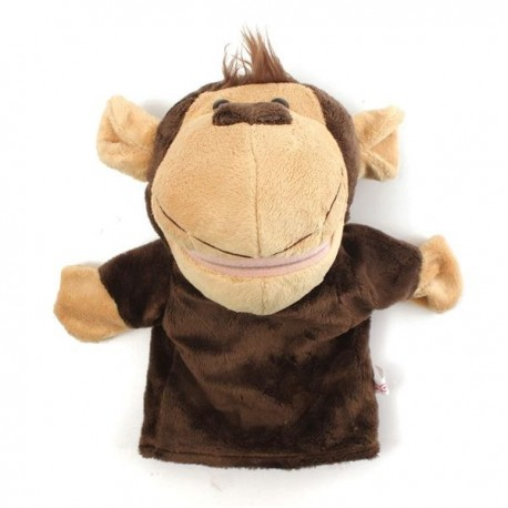 Hand Puppet Cute Animal Doll