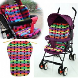 Pushchair Cushion Pad - Buggy Mat Cover