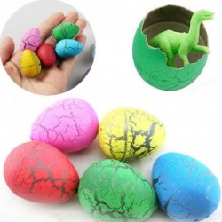 2 Piece Funny Magic Growing Hatching Dinosaur Eggs