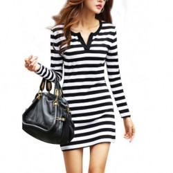 Women Slim Bodycon Mini Dress